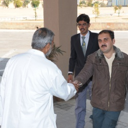 Visit of Federal Science and Comm College Wah 01-02-12