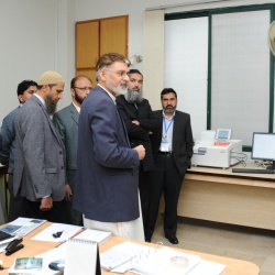 Visit of Senior Officers Management course 22-12-2017