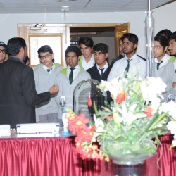 Visit of Student of The Science School Islamabad 06-12-2017
