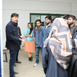 Visit of School of Electrical Engineering and Computer Science NUST Islamabad 16 & 17-12-2019