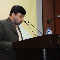 Invited Talk at NCP by Mr. Rahmat Ullah Executive Director IRP  21-10-2020