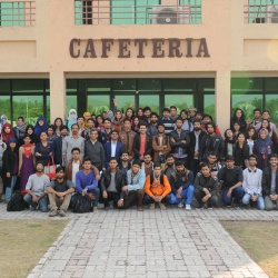 Visit of Student of NUST 22-11-2017